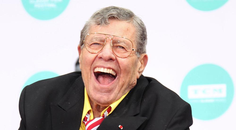 Jerry Lewis brachte sein Leben lang die Menschen zum Lachen