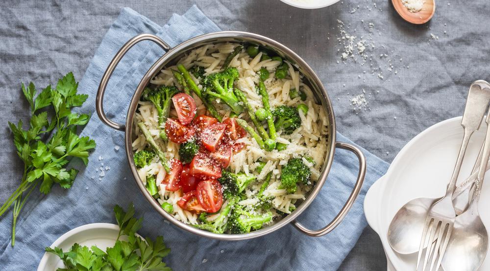 Ein One-Pot-Gericht verspricht maximalen Genuss bei minimalem Aufwand