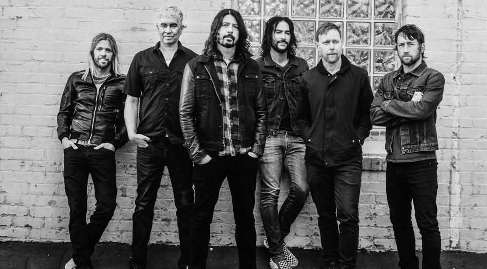 Bringen schon bald ein neues Album heraus: die Foo Fighters