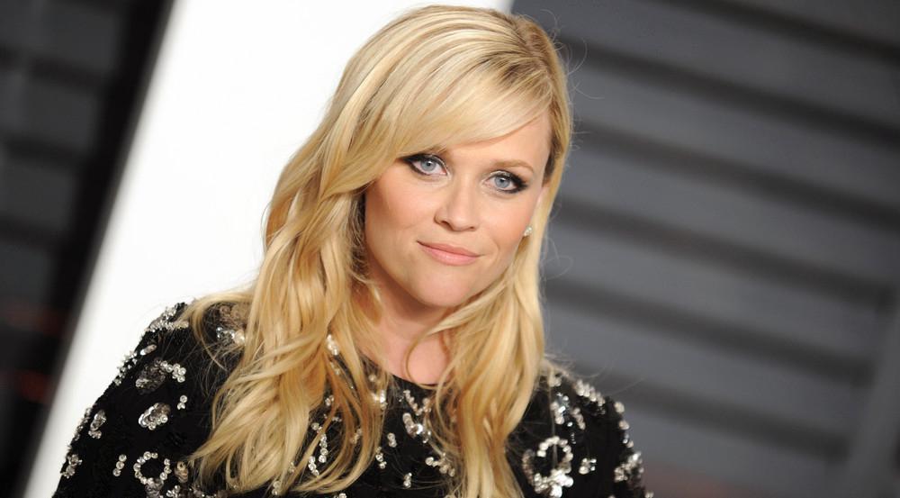 Reese Witherspoon lebt in einer glücklichen Patchwork-Familie