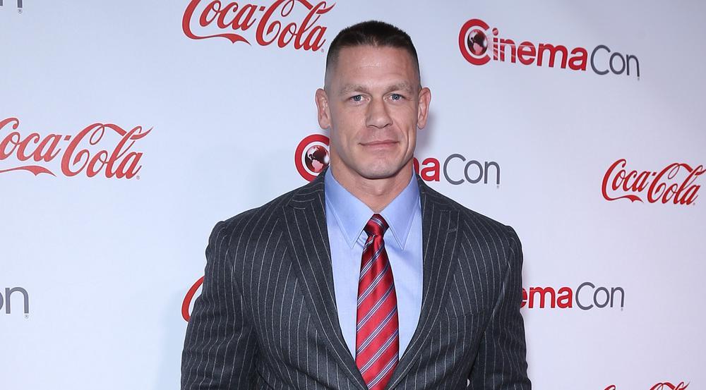John Cena ist der Wunschkandidat des Filmstudios