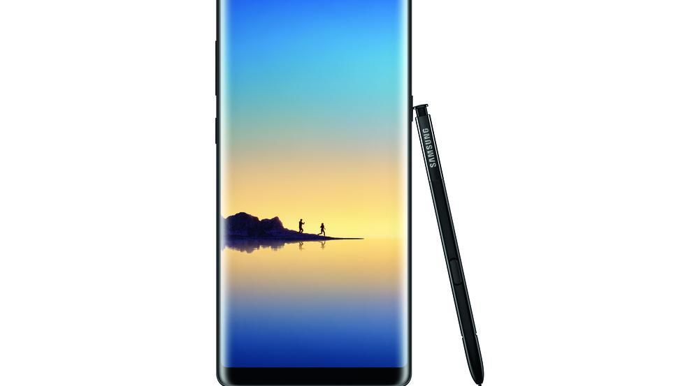 So sieht das neue Samsung Galaxy Note 8 aus