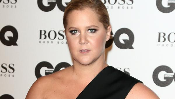 "Amy Schumer bei den ""GQ Men of the Year Awards"""