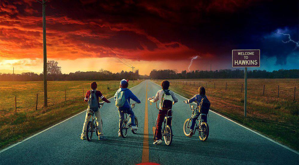Das Ankündigungs-Poster zur neuen Staffel von