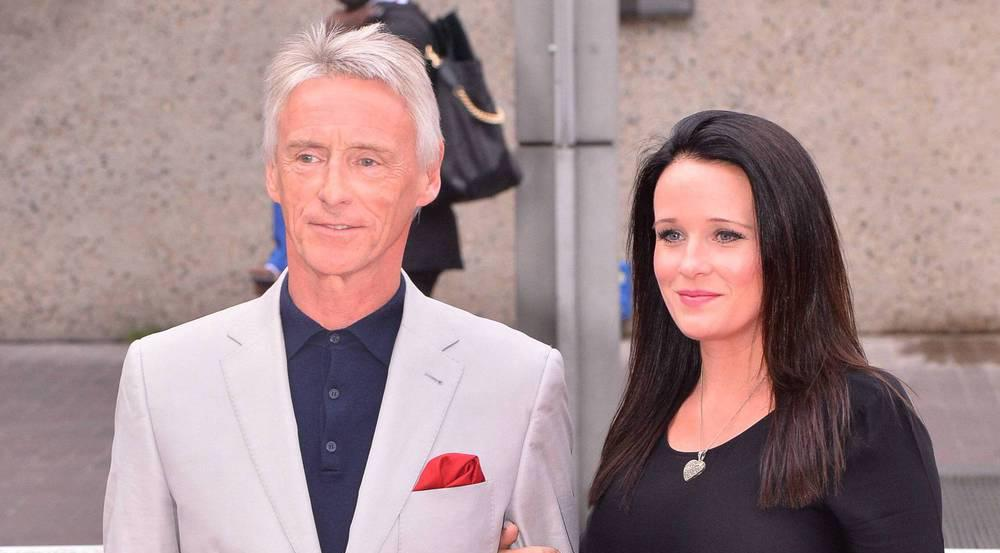 Paul Weller und Hannah Andrews: Ihr drittes Baby ist da
