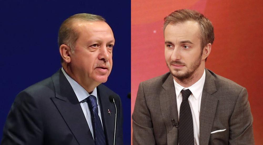 Recep Erdogan gegen Jan Böhmermann (r.): Wer setzt sich schlussendlich wohl durch?