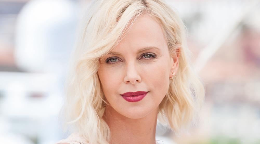 Charlize Theron hat bereits einen Oscar zu Hause