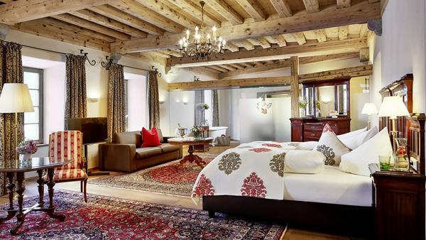 Die Coco Chanel-Suite wurde nach dem berühmten Gast benannt
