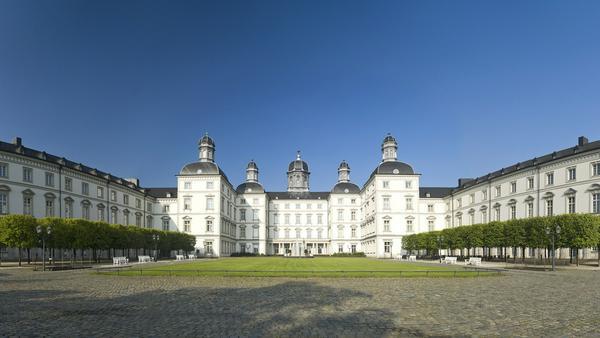 Entstanden aus einem Jagdschloss: Grandhotel Schloss Bensberg