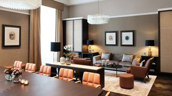 Business Lounge auf Schloss Bensberg