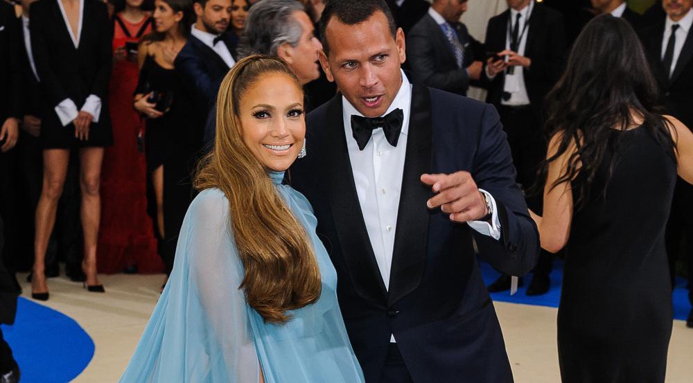 Jennifer Lopez und Alex Rodriguez: Das erste Mal gemeinsam auf dem roten Teppich