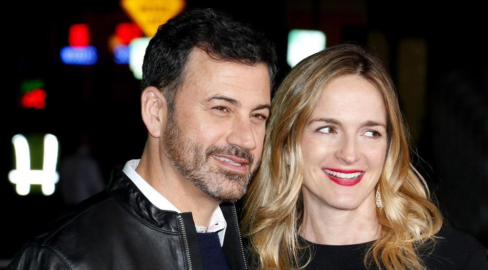 Jimmy Kimmel und Ehefrau Molly McNearney