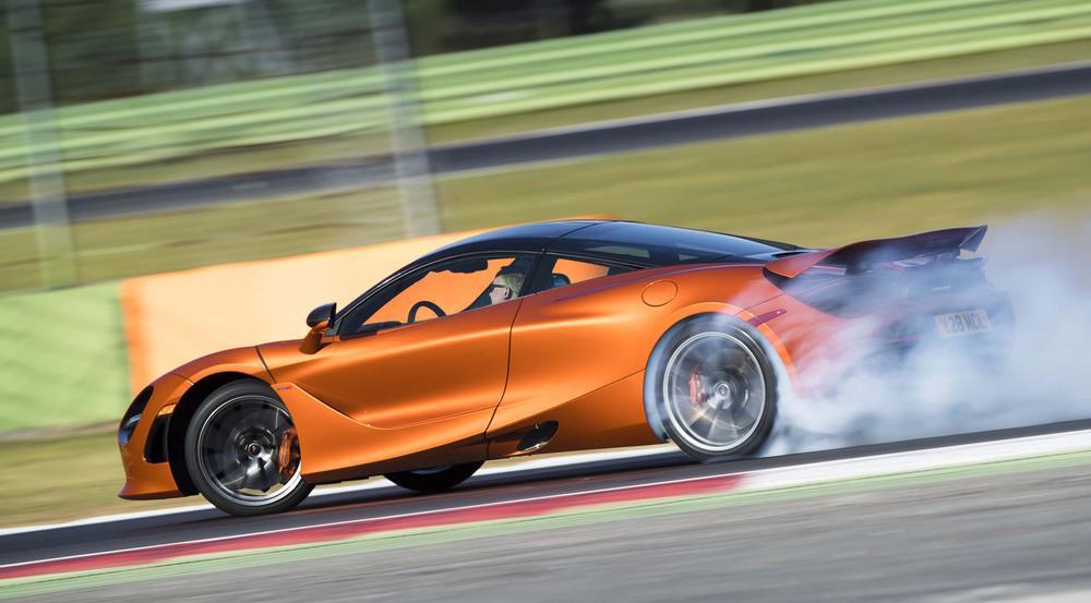 McLaren 720S: Bestwerte unter den Supersportwagen