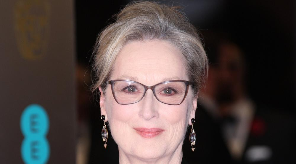 Meryl Streep bezeichnet sich selbst als