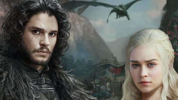 """In """"Game of Thrones: Conquest"""" treffen Spieler auch auf bekannte Charaktere wie John Schnee und Daenerys Targaryen"""