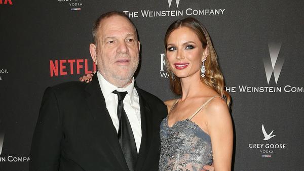 Wie gut kennt Georgina Chapman ihren Ehemann, Harvey Weinstein, wirklich?