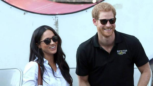 Bei den Invictus Games in Toronto zeigten sich Prinz Harry und Meghan Markle erstmals gemeinsam in der Öffentlichkeit
