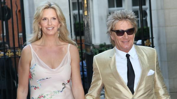 Rod Stewarts Ehefrau Penny Lancaster wurde als junges Model Opfer eines sexuellen Übergriffs
