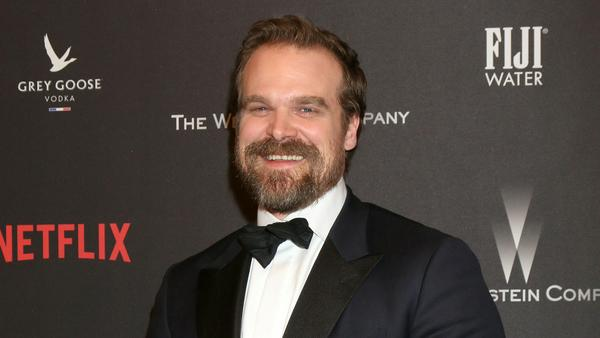 "David Harbour wurde durch ""Stranger Things"" international berühmt"
