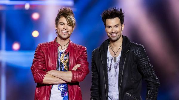 """""""Ehrlich Brothers live! Faszination"""": Die Ehrlich Brothers Chris (l.) und Andreas präsentieren eine atemberaubende Show"""