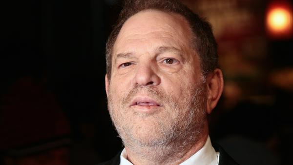Harvey Weinstein sieht sich schweren Vorwürfen gegenüber