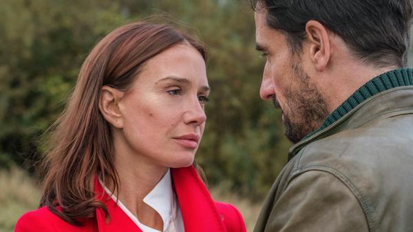 Stedefreund (Oliver Mommsen) kommt der Verdächtigen Maria Voss (Nadeshda Brennicke) näher, als gut ist