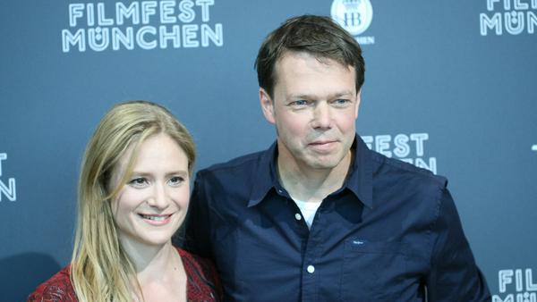 Julia Jentsch und Hans-Christian Schmid bei der Filmfest-Premiere