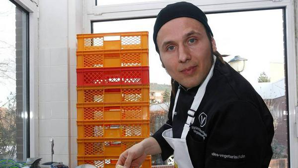 Wagt einen Blick in die Zukunft: Star-Koch Björn Moschinski