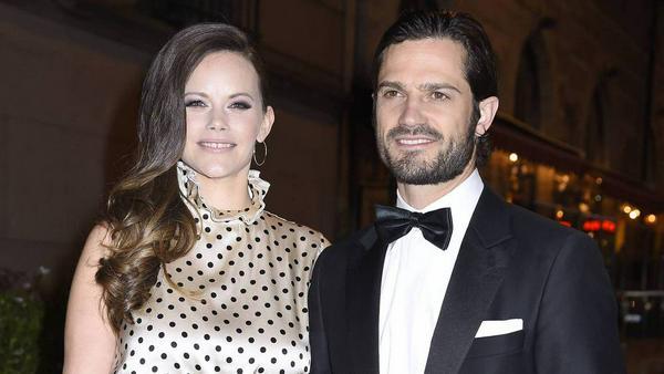 Prinzessin Sofia und Prinz Carl Philip genossen ihren Abend zu zweit sichtlich