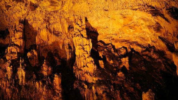 Unterirdisch schön - die Tropfsteinhöhle auf Krk birgt ihre ganz eigenen Geheimnisse.