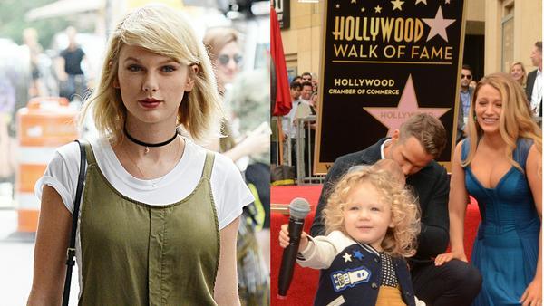"Hat Taylor Swift für ""Gorgeous"" Blake Livelys Tochter engagiert?"