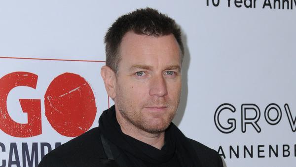 Schauspieler Ewan McGregor wurde beim Knutschen erwischt - und es war nicht seine Ehefrau