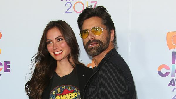 Sie sind frisch verlobt: Schauspieler John Stamos und Caitlin McHugh