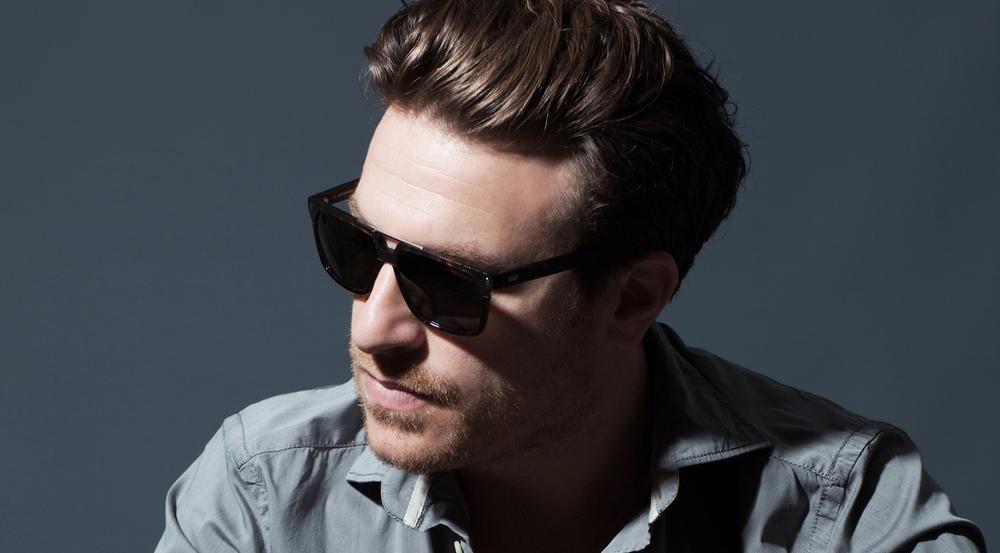 DJ und Produzent Parov Stelar heißt in Wirklichkeit Markus Füreder