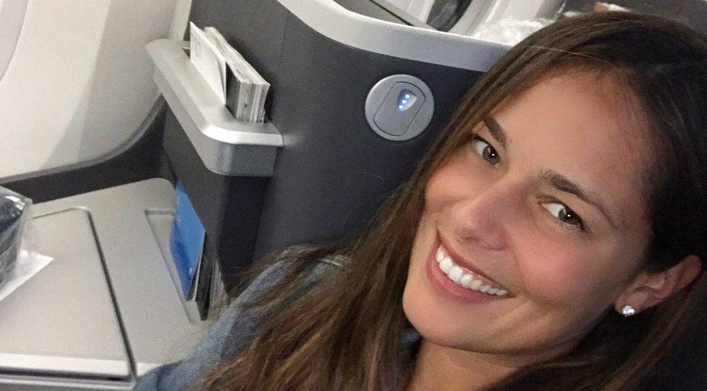 Ana Ivanovic hat in ihrem Leben schon zahlreiche Flugmeilen gesammelt