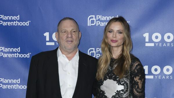 Harvey Weinstein und Georgina Chapman sind seit 2007 miteinander verheiratet und haben zwei gemeinsame Kinder
