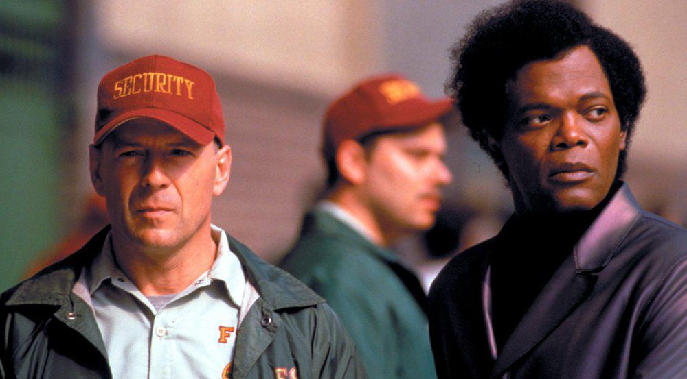 Bruce Willis versus Samuel L. Jackson: Beide Stars aus
