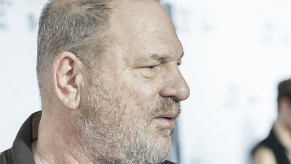Harvey Weinstein bei einem Auftritt in Manhattan