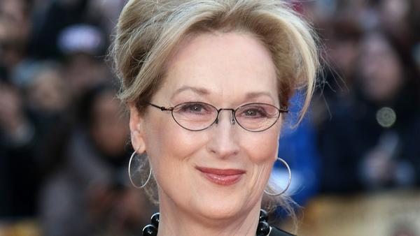 Meryl Streep hat bereits drei Oscars zu Hause