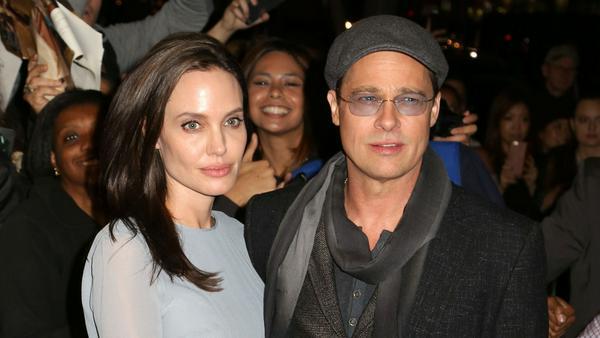 Anfang des Jahrzehnts planten sie zusammen Großes - nun sind sie kein Paar mehr: Angelina Jolie und Brad Pitt