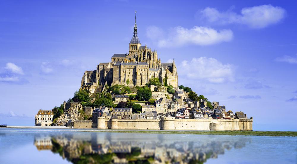 Mont-Saint-Michel: Dieses Schloss ist eine der größten Attraktionen Frankreichs
