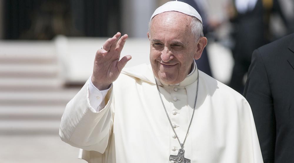 Papst Franziskus warnt vor den gefährlichen Seiten von Macht
