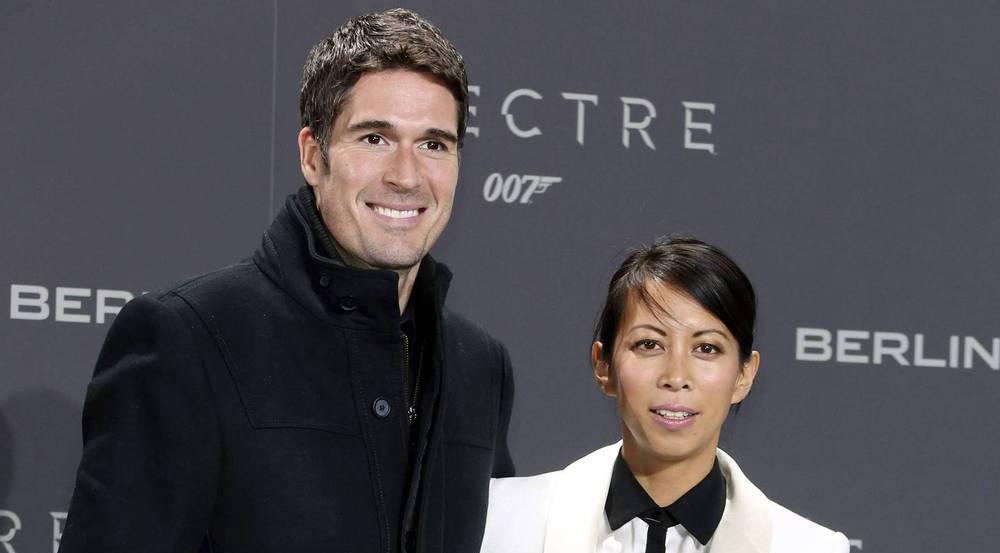Nun sind sie Eheleute: Minh-Khai Phan-Thi und Ansgar