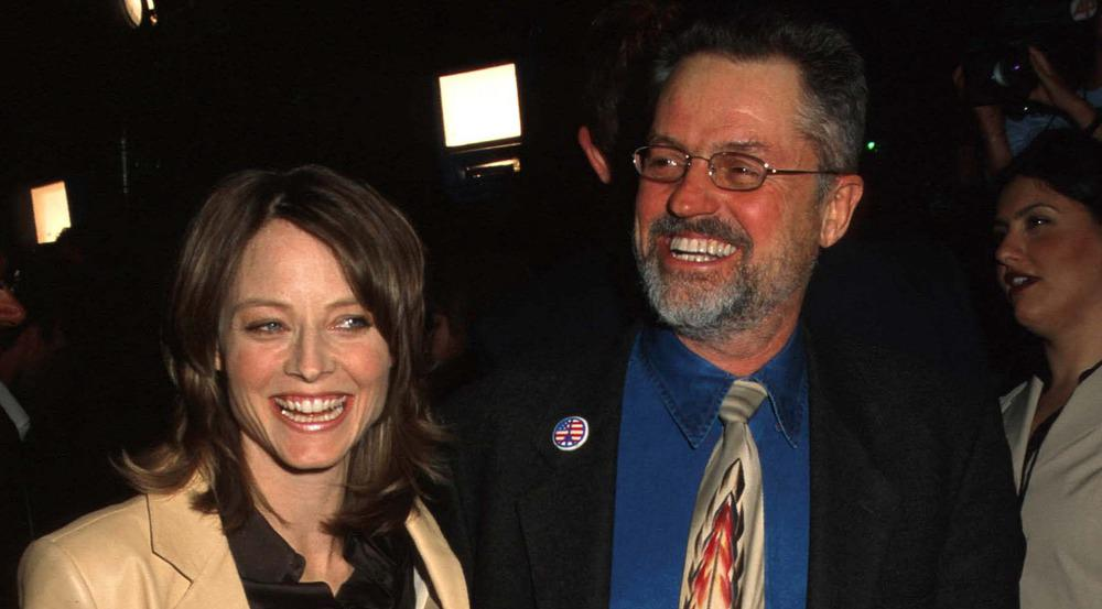 Jodie Foster und Jonathan Demme im Jahr 2002