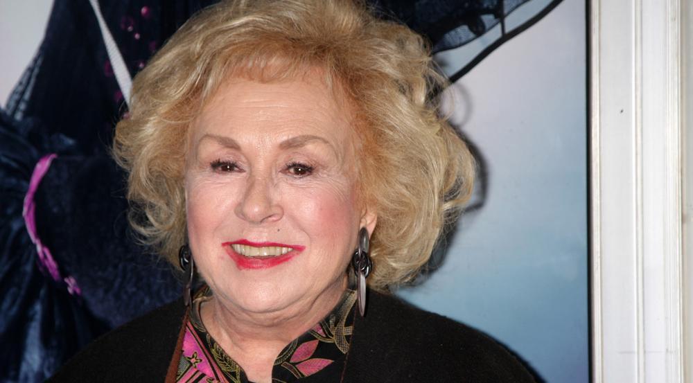 Doris Roberts ist im April 2016 verstorben