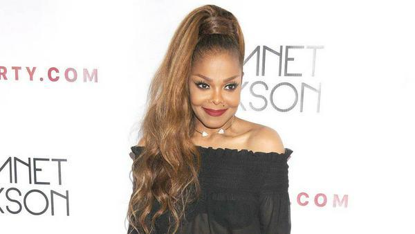 Janet Jackson feiert ihr Red-Carpet-Comeback