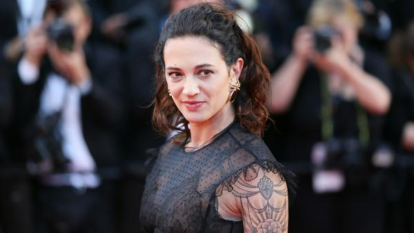 Asia Argento auf dem Filmfestival in Cannes