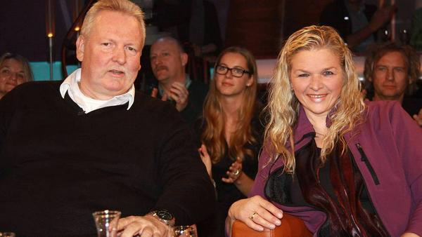 Carmen und Tamme Hanken bei einem gemeinsamen Auftritt
