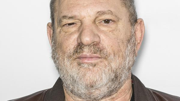 Ein Berg von einem Mann: Harvey Weinstein