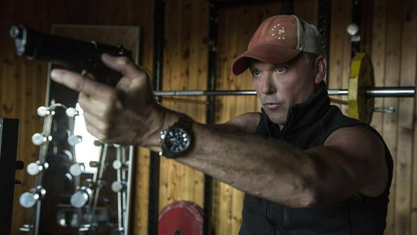 Ex-Navy-SEAL Stan Hurley (Michael Keaton) hat noch nichts verlernt...